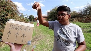 MYSTERY BOX PRANK ON LITTLE BROTHER *HILARIOUS*