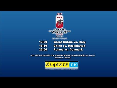 8 JAN 20:00 Poland - Denmark