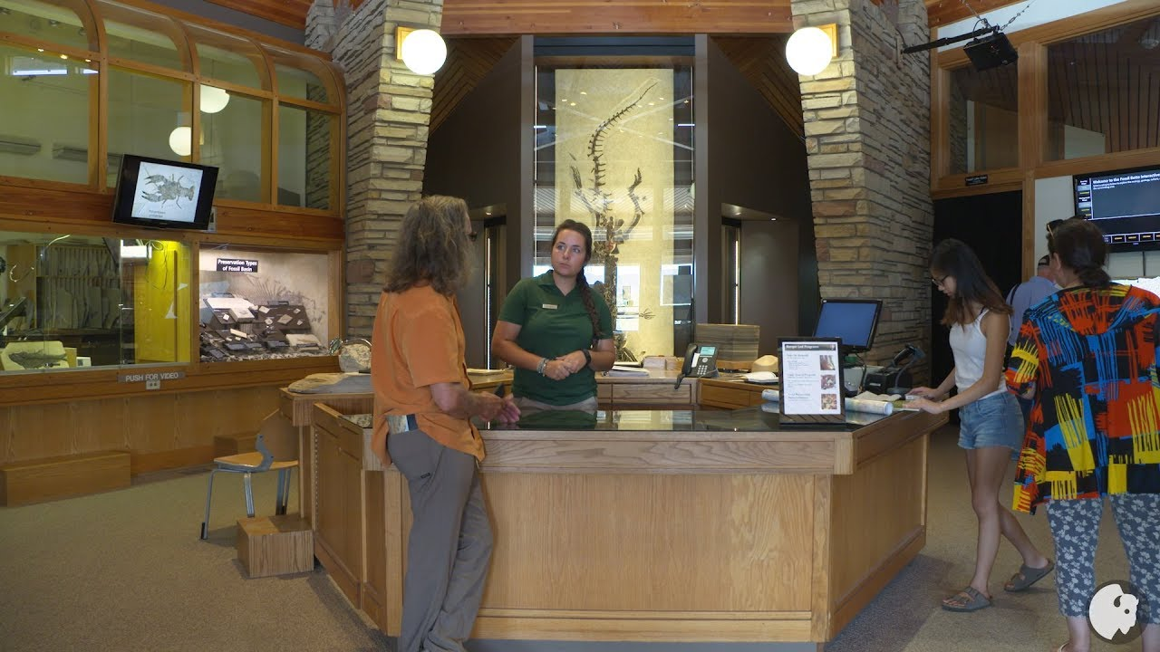 Fossil Butte National Monument - information