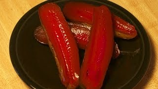 Kool-Aid Candied Pickles