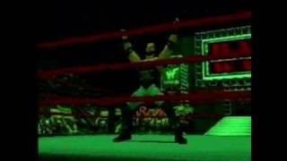 WWF Wrestlemania 2000 Nintendo 64 Gameplay_1999_10_27_4