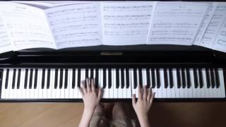 かたわれ時 ピアノ RADWIMPS  映画 『君の...