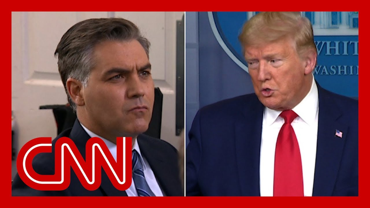 Acosta to Trump: Who dropped the ball on pandemic preparation?
