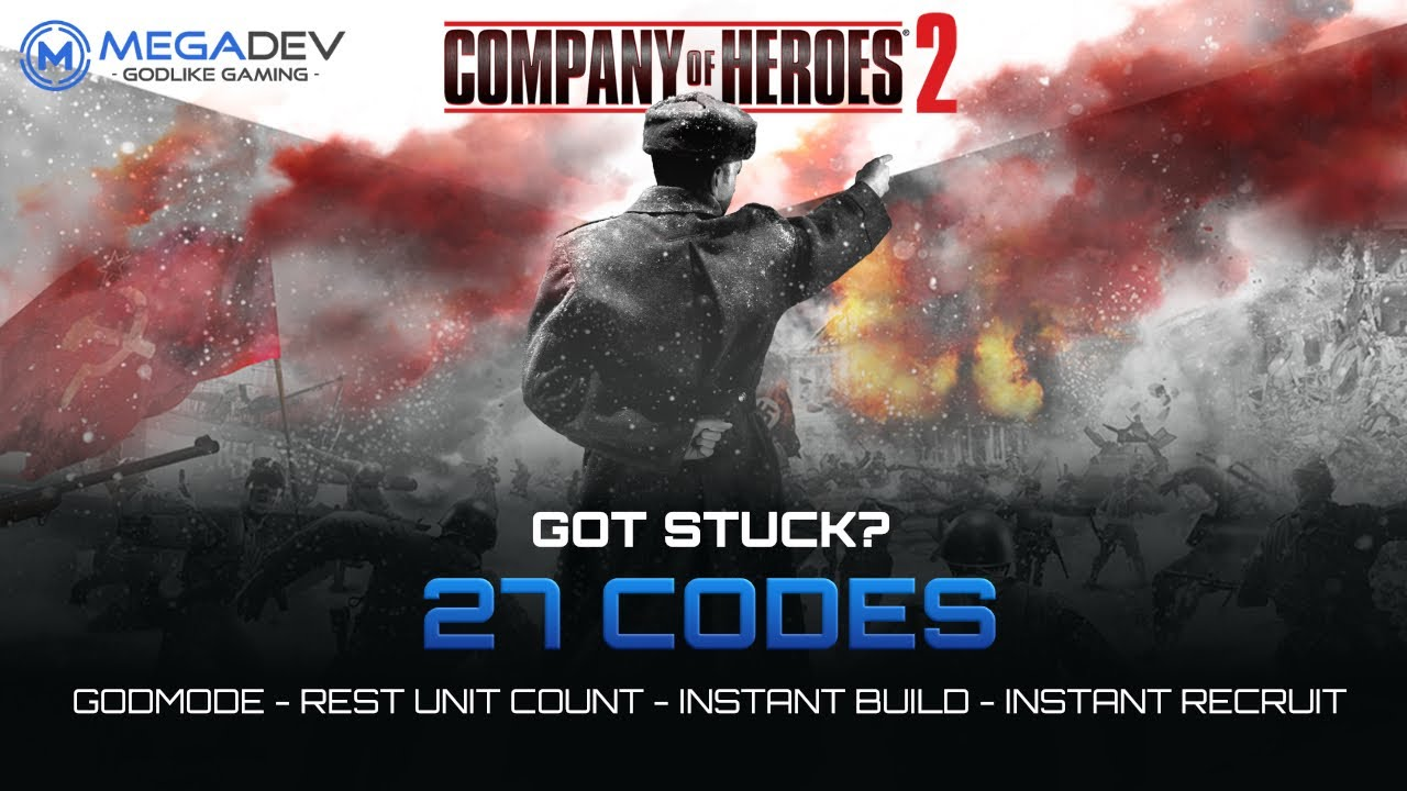 Company Of Heroes 2 Trainer Cheats