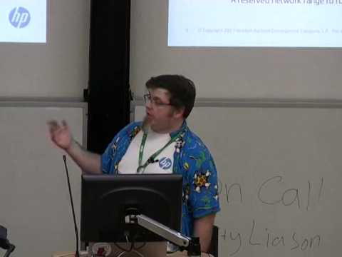 CI Testing of cluster software using multiple machines by Robert Collins