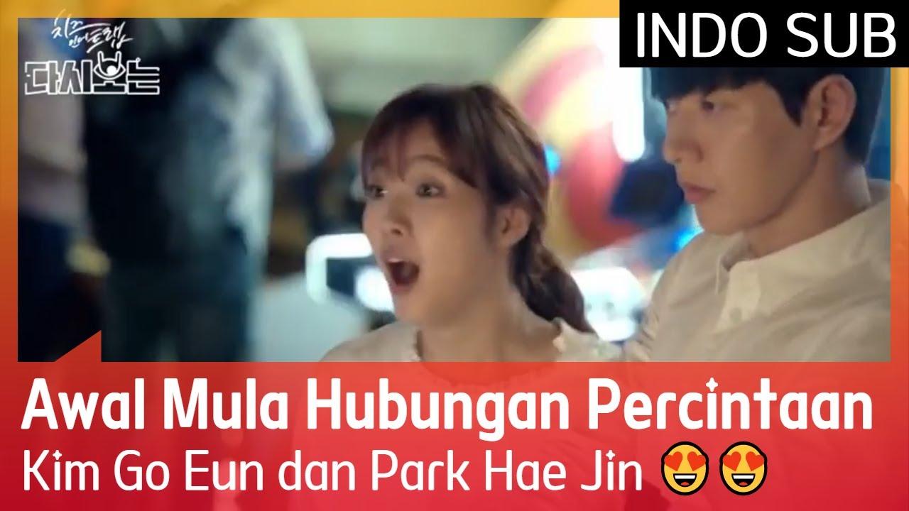 Awal Mula Hubungan Percintaan Kim Go Eun dan Park Hae Jin 😍😍 #CheeseInTheTrap 🇮🇩SUB INDO🇮🇩