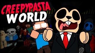 ROBLOX: CREEPYPASTA WORLD | iTownGamePlay