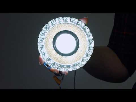 Встраиваемые светильники Novotech