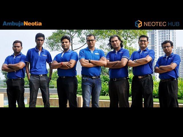 Healthy Billions | Neotec Hub | Ambuja Neotia