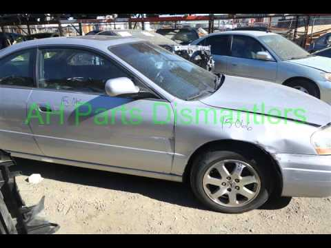 Acura CL Parts Car Parting Out Fix Your Car OEM YouTube - Acura cl parts