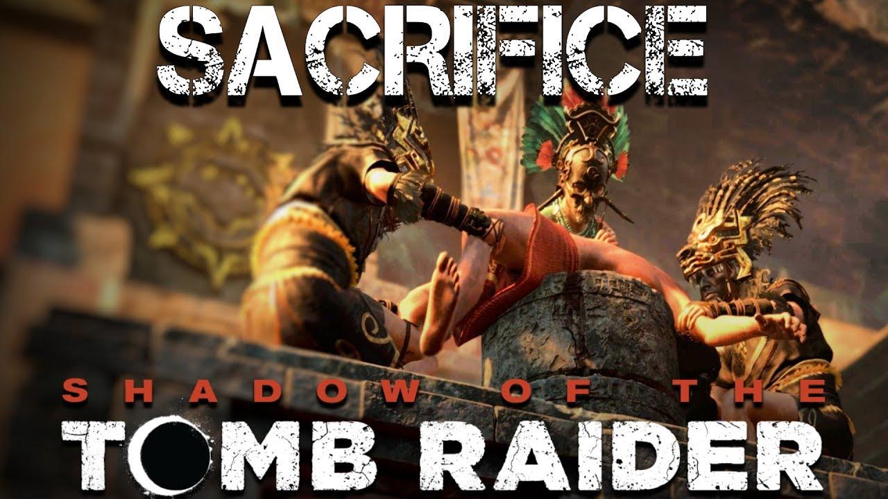 Shadow of the Tomb Raider Walkthrough 7/ Laras Croft