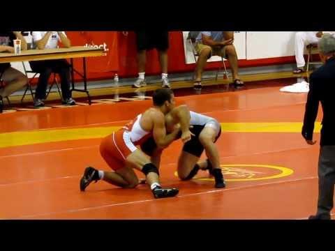 2011 Canada Cup: 74 kg Wrestleoff Matt Gentry vs. Evan MacDonald