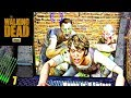 The AMC Walking Dead Arcade Completed Video Game Playthrough 2017 - ZOMBIE Fights!