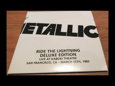 Metallica - Live At Kabuki Theatre, San Francisco, CA (1985) [SBD Audio]