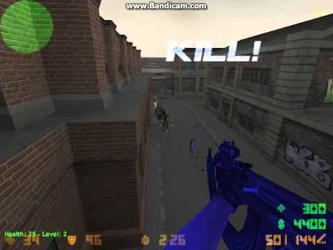 Играем в Counter Strike V6 (1 серия)