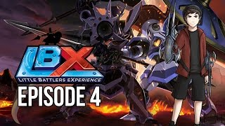 Little Battlers eXperience LBX - Episode 4