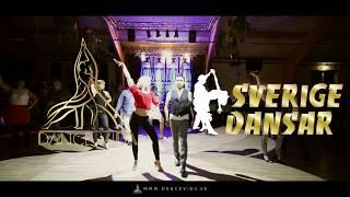 Sverige Dansar - Västervik. Salsa show class Fabian Erika