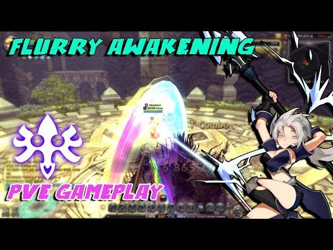 Dragon Nest Korea – Flurry Awakening PVE Gameplay