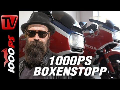 1000PS Boxenstopp - Lebensdauer Motorrad - 170.000 km V2 - K.OT bei Hubert K.