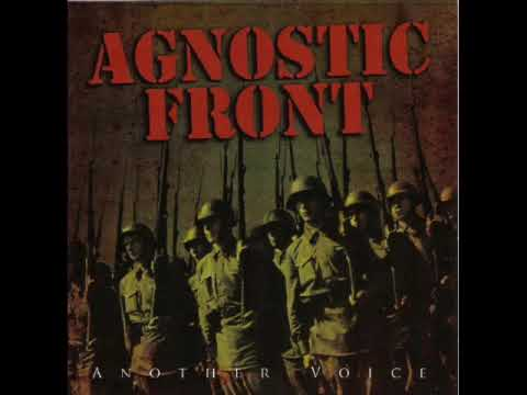Agnostic Front - Pride, Faith, Respect