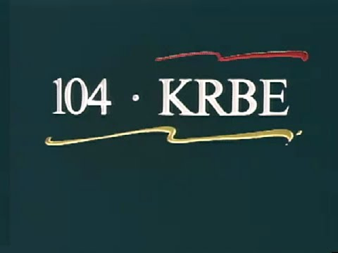 104 KRBE Houston - as it sounded in 1985