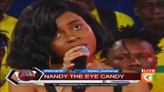 Nandy: Police picked me up for protection after an indecent video leaked #10Over10