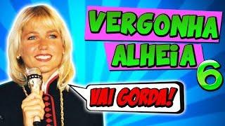 MOMENTOS VERGONHA ALHEIA DA TV #6