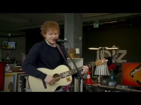 Ed Sheeran - I'm A Mess (Live at joiz)