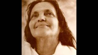 Snatam Kaur & Peter Kater - Carry Me - Sri Anandamayi Ma