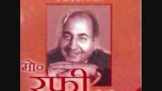 Film Samay Bada Balwaan, Yr 1969 Song Teri Tasveer se by Rafi Sahab & Asha.flv