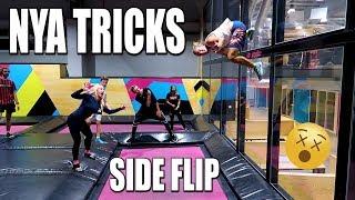 Hur man gör en SIDE FLIP