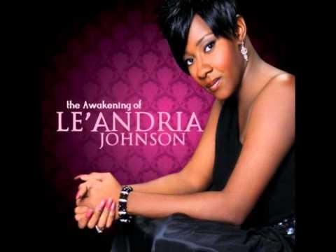 Le'Andria Johnson - New Reasons