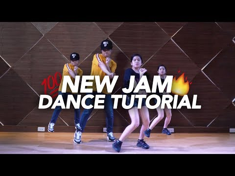 New Jam Dance Tutorial | Ranz and Niana