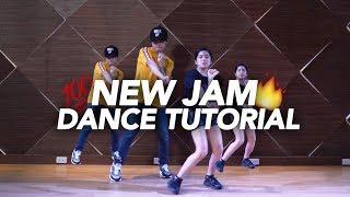 Video New Jam Dance Tutorial | Ranz and Niana download MP3, 3GP, MP4, WEBM, AVI, FLV Februari 2018