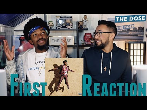 Miguel - War & Leisure First Reaction // Best Voice In R&B??
