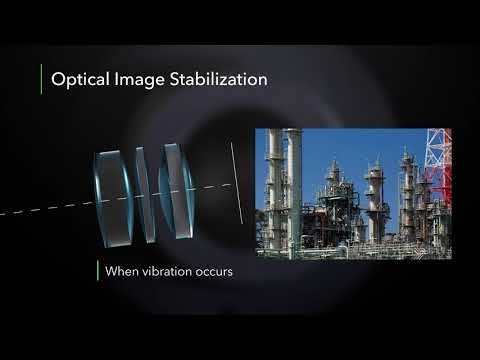 Watch Optical Image Stabilization at Work in FUJINON Zoom Devices