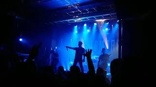 Bury Tomorrow - My Revenge (Live) Vienna 8.12.2019