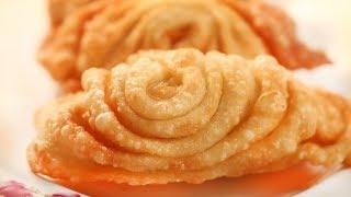 ক্ষীর মোহন পিঠা/Mussel Shaped Cake in Bangla/BD Style Turkish Dessert/Kheer Mohon Arabiyan Pie