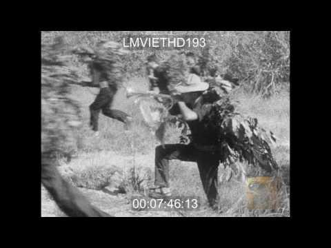CAPTURED VIET CONG FILM DURING OPERATION JUNCTION CITY - VIETNAM WAR