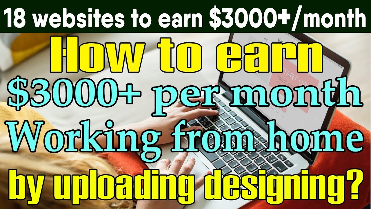 how to earn 4000 per month