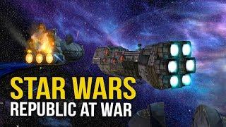 STAR WARS REPUBLIC AT WAR! Ep 19