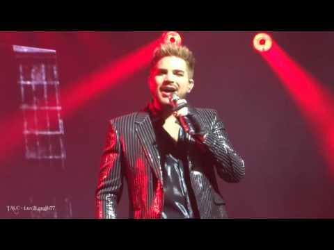 Q ueen + Adam Lambert - RGG - Toyota Center - Houston, TX
