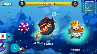 Eatme.io how to become a predator in fish tank?
