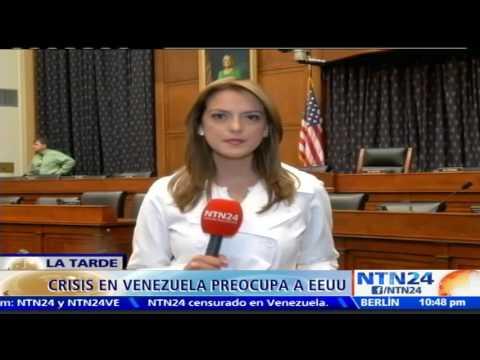 Venezuela no tendrá fin hasta que países del hemisferio oeste no pongan presión: Albio Sires