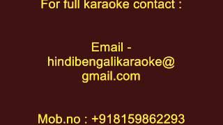 Dil Mein Dard Sa Jaga Hai - Karaoke - Kranti (2002) - Udit Narayan ; Alka Yagnik