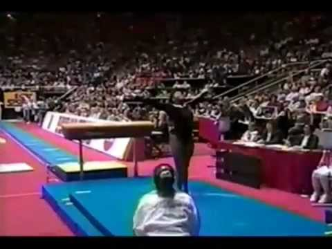 1999 NCAA Gymnastics Super Six