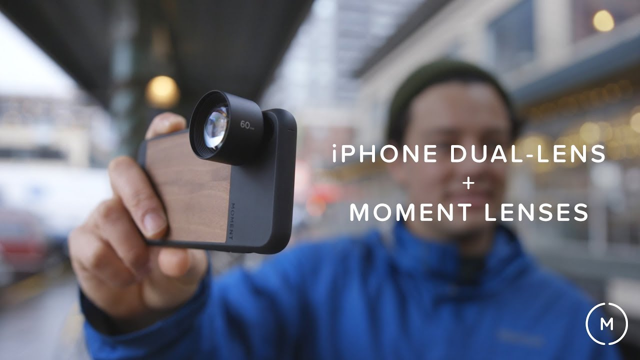 detailed look dc2db e1133 iPhone Dual-Lens With Moment Lenses | Moment Vlog