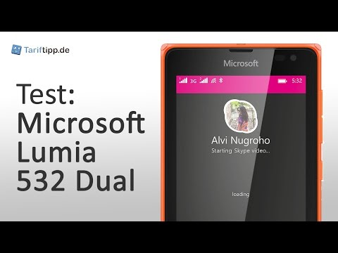 Microsoft Lumia 532 Dual-SIM | Test deutsch