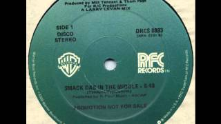 "Janice McClain Smack Dab In The Middle [12"" Version]"