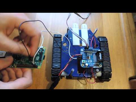 Video 2   Raspberry Pi Robot Project - Configure Motor Controller and Motors